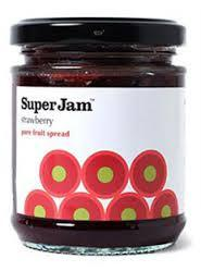 슈퍼잼 (Super Jam-Strawberry)212g